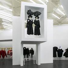 comme des garçons fashion exhibition opens at the met in new york