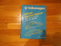 vw beetle manual ebay