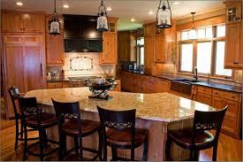 kitchen design ideas warm rustic kitchen island lighting modest
