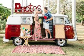 volkswagen type 4 the photo bus oahu a mobile photo booth in a vintage vw bus