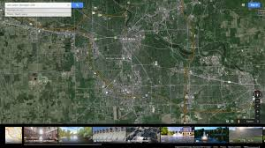 Michigan Google Maps by Ann Arbor Michigan Map