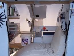 Diy Hard Floor Camper Trailer Plans Bicycle Camper Creative Ideas Elkins Diy