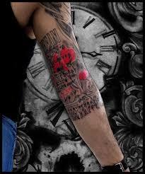 poppies tattoo field in progress 3 4 sleeve by loop1974 on