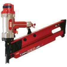 husky framing nailer home depot black friday makita 3 1 2 in 15 high pressure framing coil nailer an930h