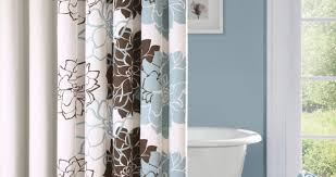 bathroom curtain ideas for shower shower awesome grey shower curtain for bathroom decoration ideas