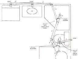 basement layout u0026 venting ridgid plumbing woodworking and