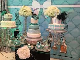 Tiffany Color Party Decorations 297 Best Tiffany U0027s Party Ideas Images On Pinterest Tiffany Theme