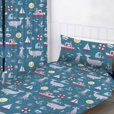 Boys Ready Made Curtains Nautical Children U0027s Curtains Ebay