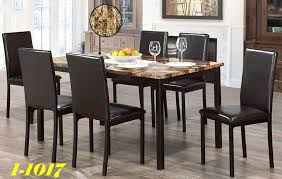 Dining Room Furniture Montreal Modern Table U0026 Chairs Furniture Montreal Fcqc