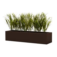 Fake Bushes Artificial Tall Grasses Tall Artificial Grass Outdoor Fake Tall