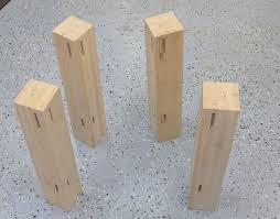 making a sturdy u0026 modern entryway bench