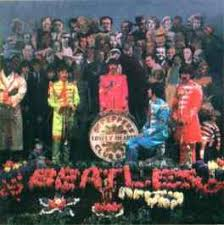 sargeant peppers album cover 30 march 1967 cover shoot for sgt pepper the beatles bible