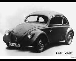 volkswagen beetle modified beetle 1938 2003