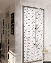 Bathroom Mosaic Tiles Ideas by Waterjet White Gray Mosaic Tile Ideas Marble Waterjet Tiles