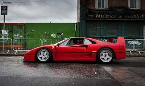 retro ferrari street stance slammed hellaflush lowered exotics tuner tuning