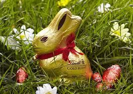 lindt easter bunny garden detectives lindt gold bunny hunt and easter