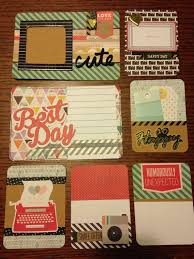 Scrapbook Inserts 331 Best Project Life Images On Pinterest Project Life Layouts