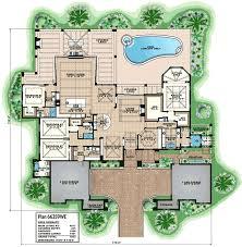 super luxurious mediterranean house plan 66359we architectural super luxurious mediterranean house plan 66359we floor plan main level