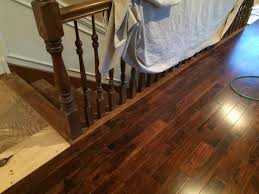 Stair Laminate Flooring Well Now My Flooring Doesn U0027t Match My Stairs What To Do
