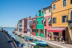 Burano Italy Burano Island Venice Italy Paulina Arcklin Photographer