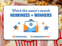 win gift cards win 50 in fandango gift cards to see awards season