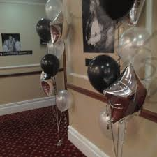 balloon delivery baton theme children s décor so lets party