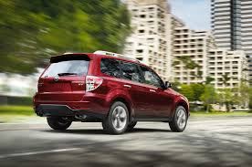 red subaru forester 2015 2013 subaru forester reviews and rating motor trend