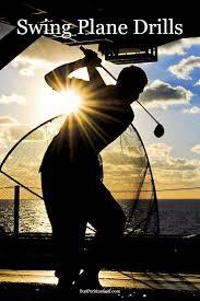 golf swing plane drills and advice bud perkins golf
