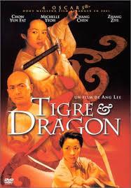 Tigre y dragón (2000) [Latino]
