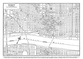 Judgemental Map Of Austin by Detroit Street Map Street Map Detroit Michigan Usa