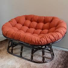 Papasan Chair And Cushion Blazing Needles Oversize Double Papasan Chair Cushion U0026 Reviews