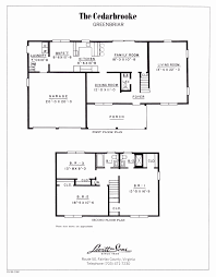 center colonial floor plan side colonial house plans unique center colonial floor plan