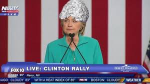Tin Foil Hat Meme - breitbart mocks clinton with tinfoil hat thehill