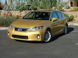 lexus hatchback non hybrid 2011 lexus ct 200h premium review