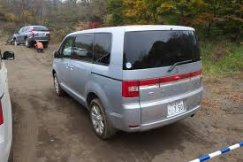 mitsubishi delica for sale how about a van like the mitsubishi delica for off road touring