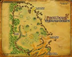 Lord Of The Rings World Map by A Ring Wandered Away Quests Lord Of The Rings Online Zam