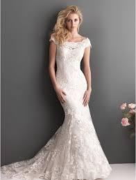 wedding dress necklines lace bateau wedding dress tusstk