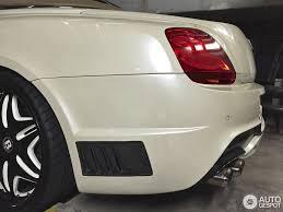 Bentley Wald Continental Gtc Black Bison Edition 30 October 2014