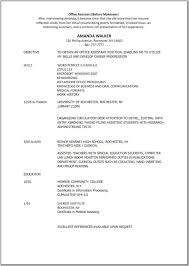 Resumes For Office Jobs by Download Resume Indeed Haadyaooverbayresort Com