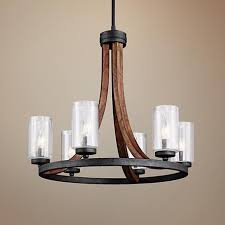 Iron And Wood Chandelier Grand Bank 25 Wide Wood Chandelier By Kichler Chandeliers Arms