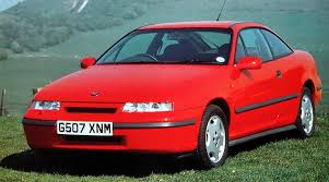 opel calibra touring car calibra my vehicle history pinterest ford probe cars and ford