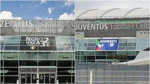 ingressi juventus stadium juventus stadium la figc copre il simbolo dei 32