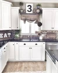 Kitchens With Black Countertops New Paint In Our Kitchen Copper Accents French Country Kitchens