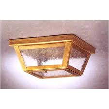 Flush Mount Square Ceiling Light Seeded Glass Ceiling Fixture Bellacor