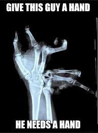 Xray Meme - the best hand x ray memes memedroid
