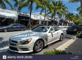 mercedes florida mercedes roadster convertible worth avenue palm florida