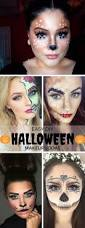 easy face makeup for halloween the 25 best easy halloween makeup ideas on pinterest diy