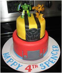 transformers cakes transformer cake toppers liviroom decors transformer cakes