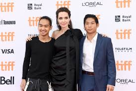 maddox jolie pitt on working with his mother and new netflix drama maddox jolie pitt on working with his mother and new netflix drama vogue australia