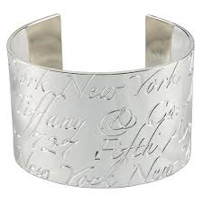 tiffany bracelet silver cuff images Tiffany co 39 notes 39 cuff bracelet jpg